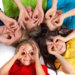 子供の視力が急激に低下した原因は?視力検査では良かったのに!
