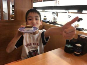 一時帰国で食べたい回転寿司