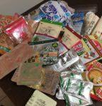 【海外在住】日本に一時帰国する時、買って帰るもの ~買い物リスト食材編~
