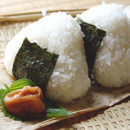 お米食べたい