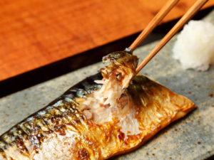 魚を食べる頻度