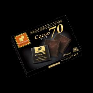 チョコカカオ70以上のチョコ