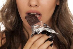チョコレートで瘦せる