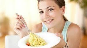 パスタ食べると太る