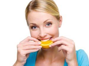 オレンジ太る